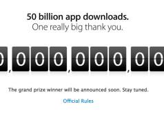 50 Milliarden Apps heruntergeladen