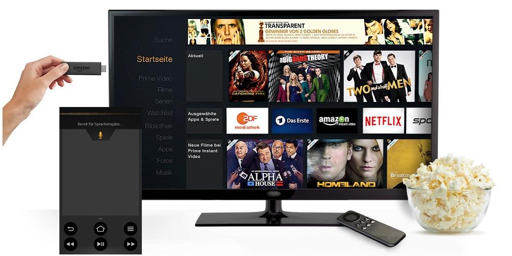 amazon fire tv stick mein smart tv h rt auf s wort. Black Bedroom Furniture Sets. Home Design Ideas
