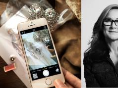Angela Ahrendts wechselt von Burberry zu Apple (c) Burberry