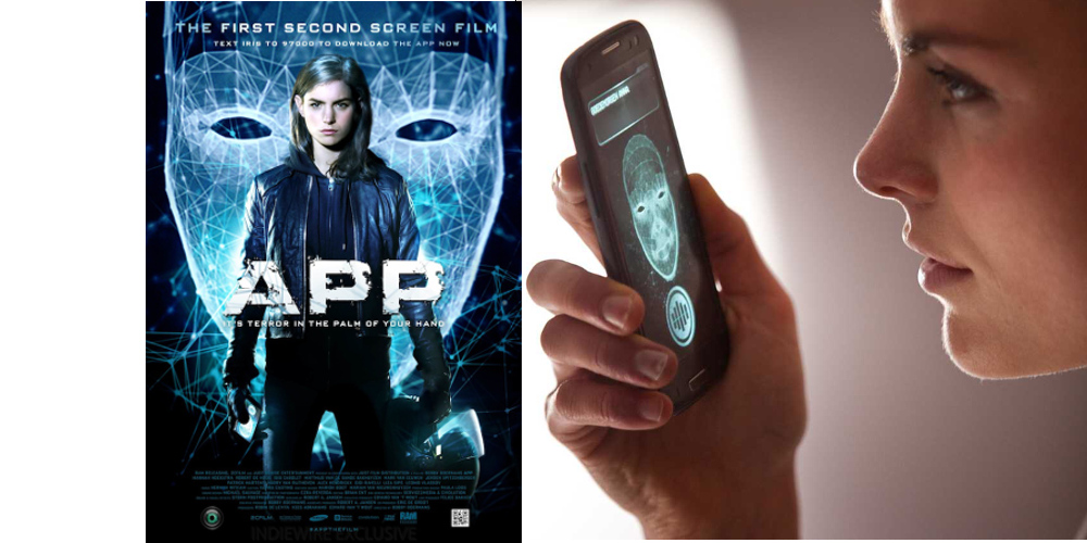 Second Screen App der Film im ZDF