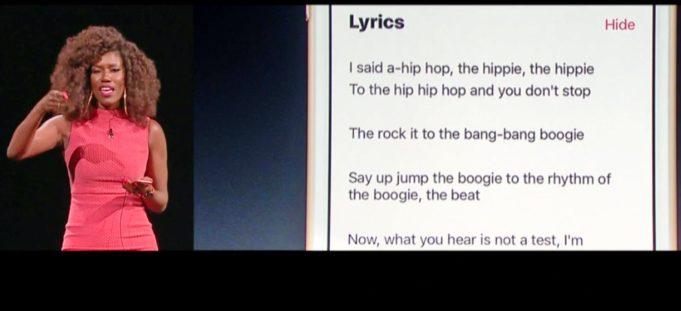 Apple WWDC 2016 Liedtext Bozoma Saint John