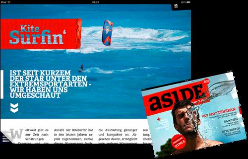 Aside Magazin