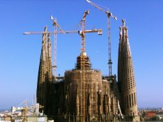 Segrada Familia Barcelona Smart City