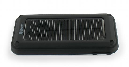 Bee Wi BBS020: Freisprecheinrichtung mit Solarzellen