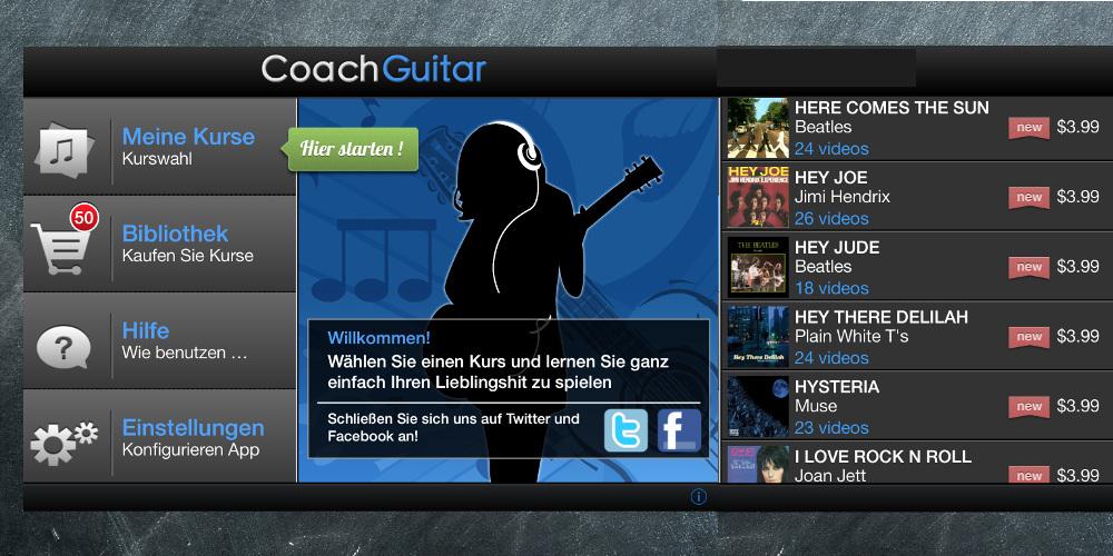 Gitarre Lernen App Iphone