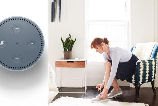Echo Dot Alexa Amazon