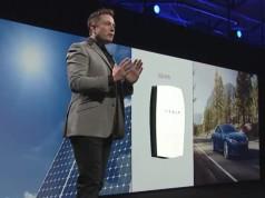 Tesla Powerwall Elon Musk