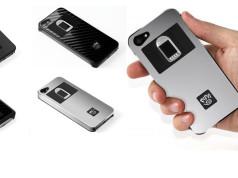 Fingerabdrucksensor-Hülle von Pipatouch.com