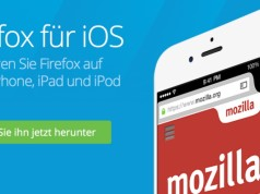 Firefox Browser iOS Apple