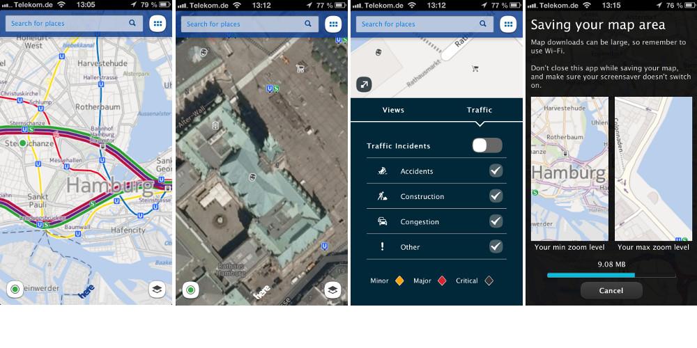 Here Maps Nokia