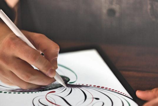 iPadPro Pencil Zeichnen Malen