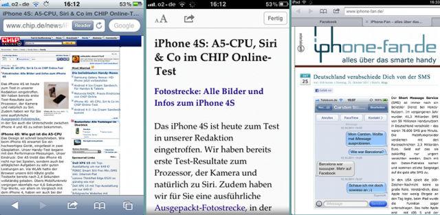iOS 5 Safari