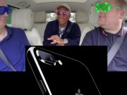 Tim Cook James Cordon Carpool Karaoke