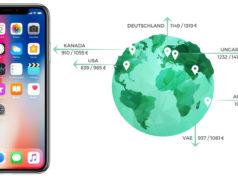 iPhone x Preisvergleich