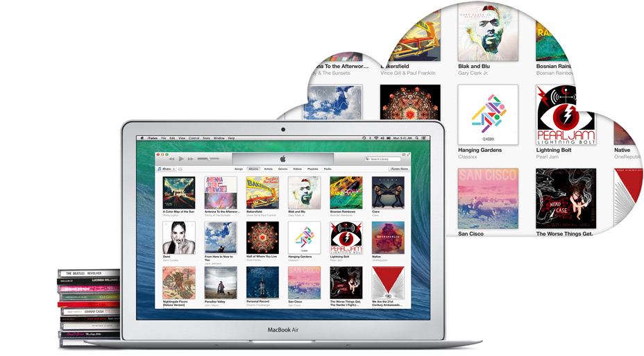 iTunes Match von Apple