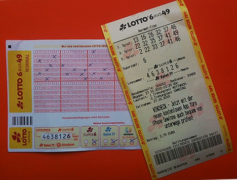 Lotto Abfrage Quittungsnummer
