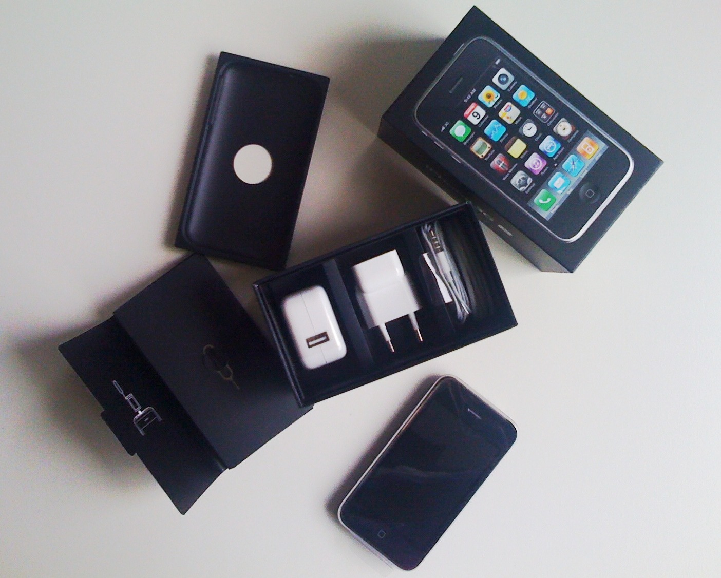 das iphone 3g s erste eindr cke iphone fan. Black Bedroom Furniture Sets. Home Design Ideas