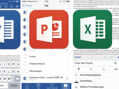 Microsoft Apps Word Excel Powerpoint