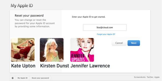 Promis Nacktbilder aus iCloud geklaut