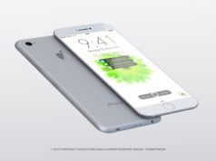 Design-Idee für das iPhone 8 von Yasser Farahi