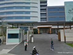 Zentrale von Pegatron in Taipeh (c) Google Streetview