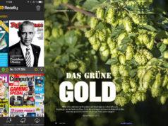 Readly Magazin App