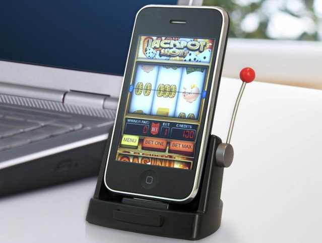 Glücksspiel auf dem iPhone