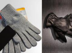 iPhone-Handschuhe für den Winder