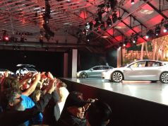 Tesla Model 3 Präsentation in Los Angeles