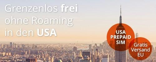 Tourism USA Roaming
