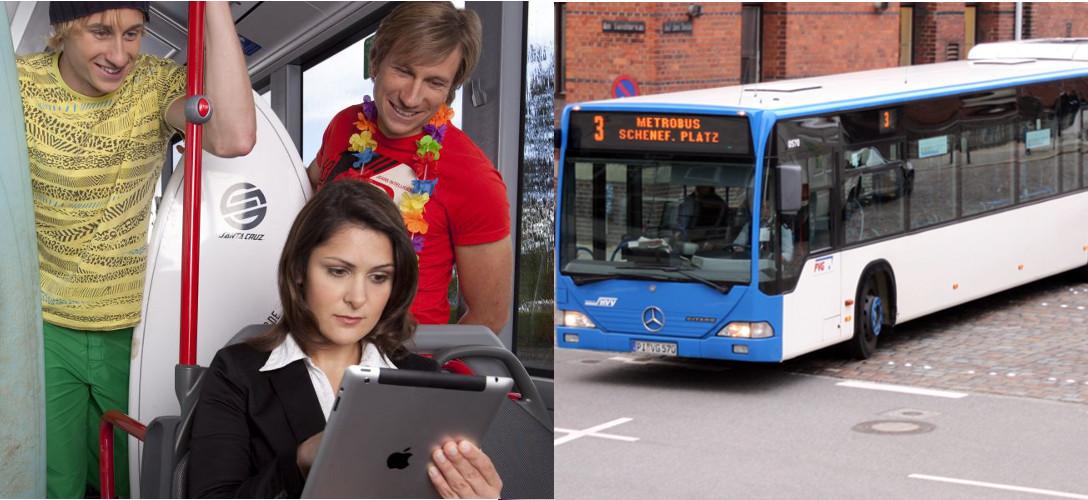 bus WLAN Hotspot VHH HVV
