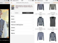 Online Shopping Zalando App